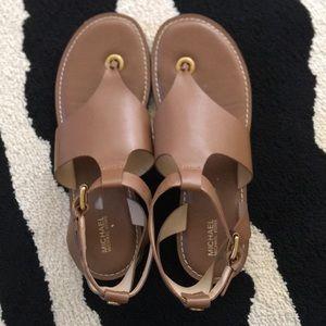 Barely worn sandals